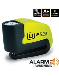 Pinza Disco Alarma URBAN SECURITY DISCLOCK UR6