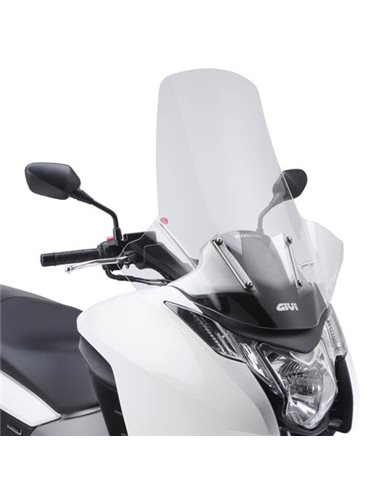 Cupula Honda Integra 750 2012-2018 Givi transparente D1109ST
