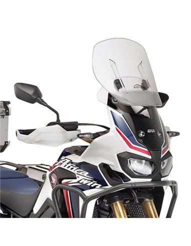 Cúpula Givi AF1144 extensible AIRFLOW Parabrisas Africa Twin CRF1000L