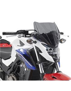 Cúpula Honda CB500F 2016-2018 GiviI A1152 Ahumada