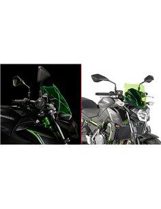Cupula Kawasaki Z650 2017-2018 GiVI A4117GR verde