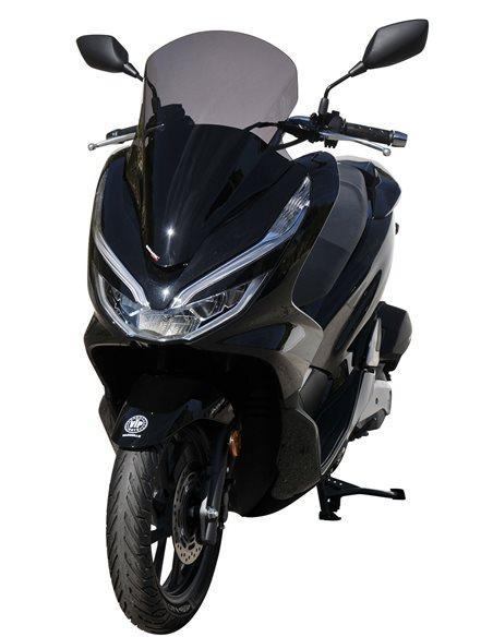 Cupula Honda PCX 125 2019 Ermax elevada Marrón Transparente
