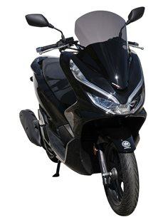 Cupula Honda PCX 125 2019 Ermax elevada Negro Satinado