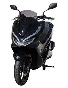 Cupula Honda PCX 125 2019 Ermax Negro Oscuro
