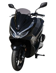 Cupula Honda PCX 125 2019 Ermax Negro Satinado