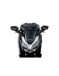 Cúpula Honda Forza 125 2018-2019 Forza 300 2019 Malossi Sport Ahumado oscuro 4518331