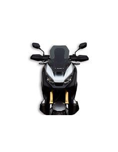 Cúpula Honda X-ADV 750 2017-2018-2019 Malossi Sport Ahumado oscuro 4518330B