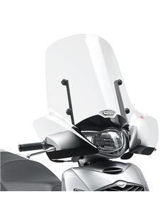 Cúpula Honda SH 125I-150I 2005-2012 Givi 313A Transparente