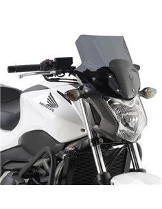 Cupula Honda NC700 S/X 2012-2013 NC750 S/X 2014-2015 Givi Ahumado D1112S