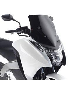 Cupula Honda Integra 700 2012-2013 Integra 750 2014-2015 Givi D1109B Negro