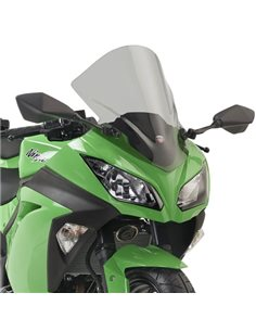 Cupula Kawasaki Ninja 300 2013-2018 Givi ahumado D4108S