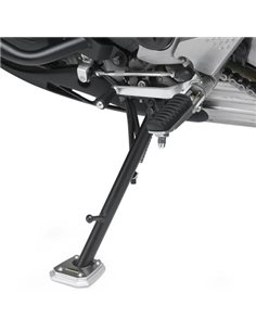 Base caballete aluminio Kawasaki Versys 650 2010-2018 Givi ES4103
