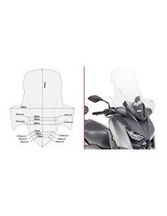 Cupula Transparente Yamaha X-Max 125 2018 300 2017-2018 400 2018 Givi D2136ST