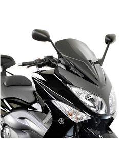 Cupula Yamaha T-Max 500 2008-2011 Givi Negra Brillo D442B