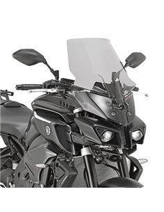 Cupula Yamaha MT-10 2016-2019 Givi D2129S ahumado