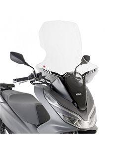 Cupula Honda PCX 125 2018-2019 Givi 1163DT Transparente