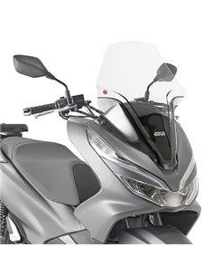 Cupula Honda PCX 125 2018-2019 Givi 1129DT Transparente