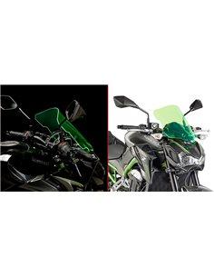Cúpula Kawasaki Z900 2017-2019 Givi A4118GR verde