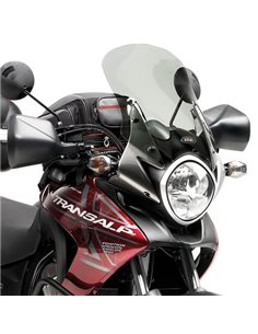 Cupula Honda XL 700V Transalp 2008-2013 Givi Ahumado D313S