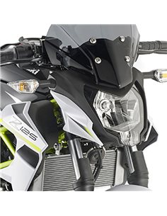 Anclajes cupula Kawasaki Z125 2019 Givi A4125A