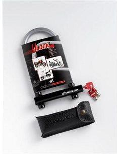 Candado Antirrobo Honda tipo U LOCK 123-217 08M53-MEE-800 Compatible varios modelos