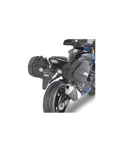 Fijación soporte TST3113 de alforjas laterales ST604 para Suzuki GSX S750