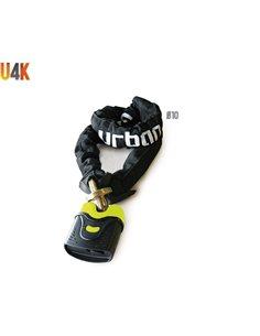 Antirrobo URBAN SECURITY Cadena U4K120 ø10, 120cm