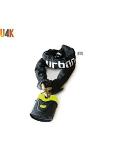 Antirrobo URBAN SECURITY Cadena U4K170 ø10, 170cm