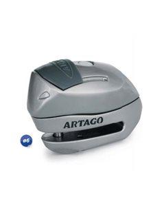 Pinza Disco Alarma Artago 24S Metalico