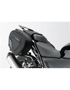 Pack Alforjas laterales fijacion Blaze Honda CB500F CBR500R CBR600RR CB650F CBR650F BC.HTA.01.740.10001/B