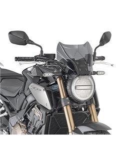 Cúpula ahumada Honda CB650R 2019-2020 CB1000R 2018-2020 Givi 1173S