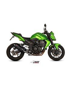 Escape Kawasaki Z750 2007-2014 Mivv Suono Inox Black K.018.L9