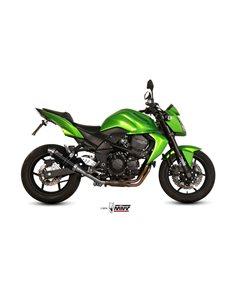 Escape Kawasaki Z750 2007-2014 Mivv GP Inox Black K.018.LXB