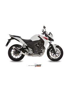 Escape Honda CB500 F / X CBR500R 2013-2015 MIVV H.051.L2S GP Carbono