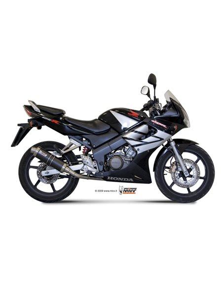 Escape MIVV H.043.L2S Honda CBR 125 R 2004 -2010