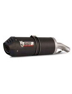 Escape Honda CBR600F 2001-2010 Mivv Oval Carbono H.013.L3C