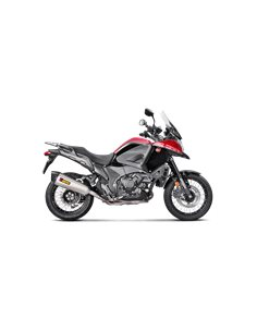 Escape Honda VFR1200X Crosstourer 2016-2020 Akrapovic Titanio S-H12SO4-HZAAT
