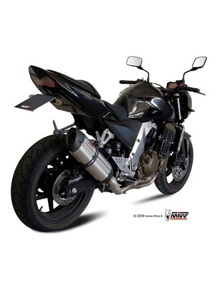 Escape Mivv K.011.L7 Kawasaki Z 750 2004-2006 Suono Inox