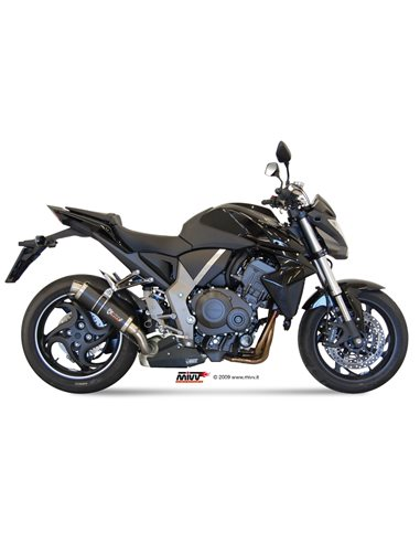 Escape Honda CB1000R 2008-2017 MIVV GP Carbono H.041.L2S