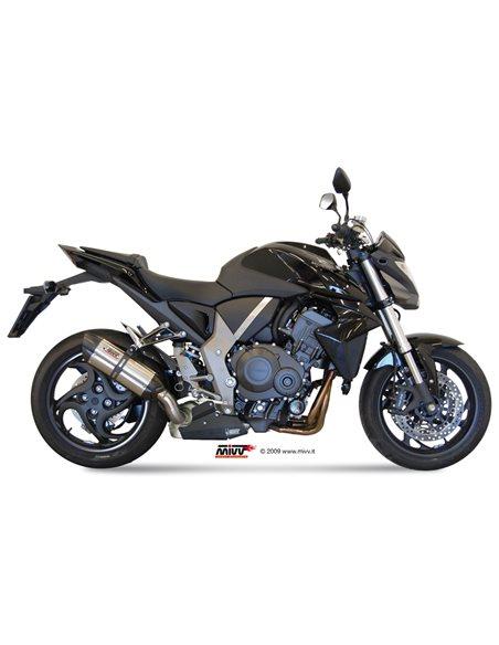 Escape Honda CB1000R 2008-2017 Mivv Suono Inox H.041.L7