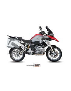 Escape Mivv B.016.L9 BMW R 1200 GS del 2013-2018 Suono Inox Black