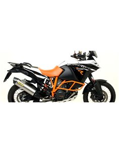 Escape KTM Adventure y Superadventure Arrow Race-Tech Titanio 71809PK