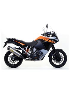 Escape KTM Adventure y Superadventure Arrow Race-Tech Aluminio 71809AK