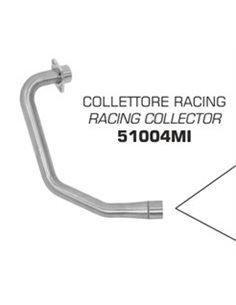 Colector Racing Arrow 51004MI Honda CBF 125