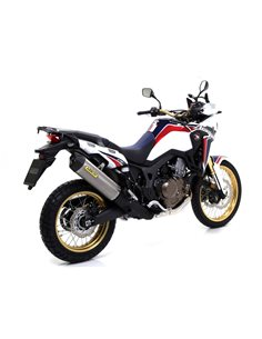 Escape Arrow 72621AKN Honda Africa Twin CRF1000L Maxi Race-Tech