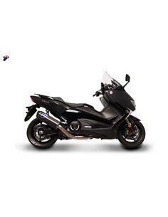 Escape Termignoni Y11309000ICC Yamaha T-Max 530 Carbono Punta Carbono
