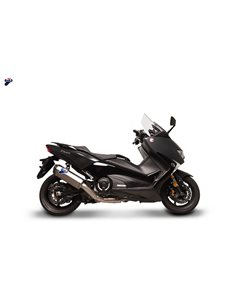 Escape Termignoni Y11309000ITC Yamaha T-Max 530 Titanio Punta Carbono