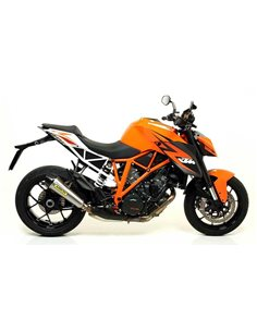 Escape KTM 1290 Superduke 2014-2016 Arrow 71820XKI X-Kone Nichrom
