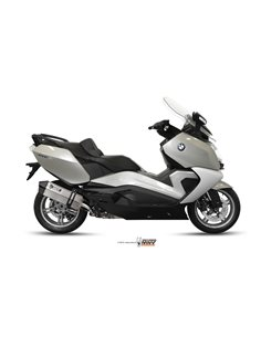 Escape Mivv B.013.LRX BMW C 650 Sport del 2012 2015 Speed Edge