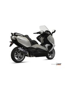 Escape Mivv B.013.LRB BMW C 650 Sport del 2012  2015 Speed Edge